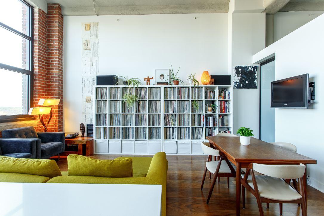 Cleaned Livingroom