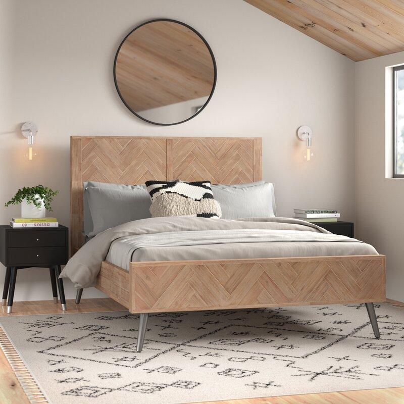 Keziah+Platform+Bed At All Modern Furniture.com