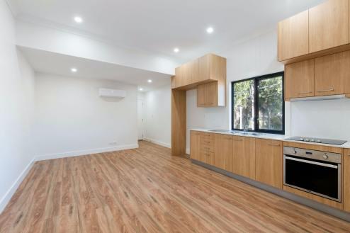 Open Concept House