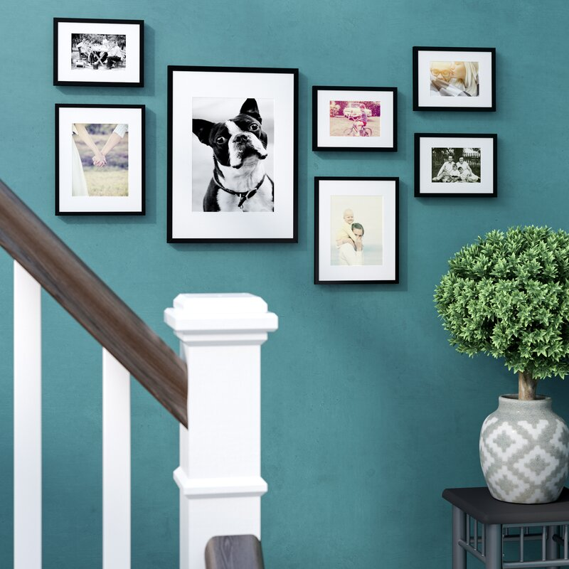 Photos On Stairs